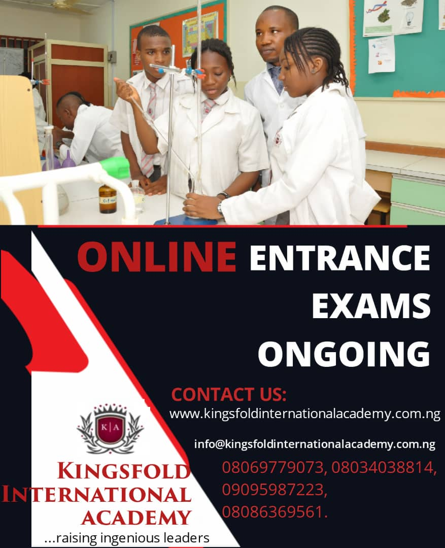 Online Entrance Examination in KIA